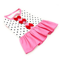 Dogo Easy-D Bow Dot Dress