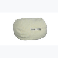 Personalized Sherpa Puff Ball Bed