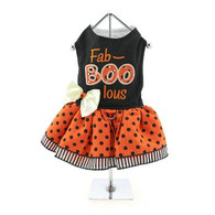 Fab-BOO-lous Halloween Harness Dress