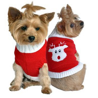 Cotton Rudolph Sweater