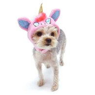 Pink Unicorn Hat
