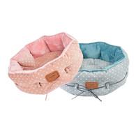 Pinkaholic Desarae Round Bed
