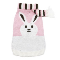 Bunny Scarf Sweater
