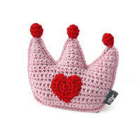 Crown Crochet Toy
