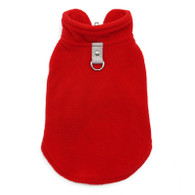 Essential Fleece Vest with Built In D-Ring Sale