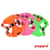 Puppia Neon Soft Harness C Style-Sale