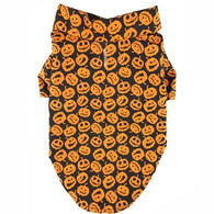 Halloween Jack-O-Lanterns Camp Shirt