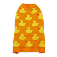 Cozy Duck Sweater