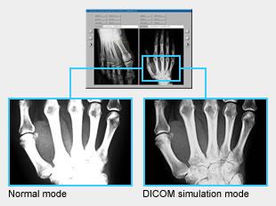 DICOM Simulation Mode*