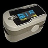Adult Finger Pulse Oximeter Plus with OLED Color Display