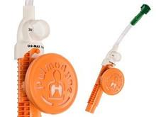 """O2-MAXTrio 3-SET O2(30%, 60%, 90%O2) 3-SET PEEP(5/7.5 /10cm) O2-CPAPMasks, 72"""" Circuit w/Nebulizer, 10 per case"""