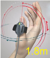 STIMPOD NMBA Cable w/Accelerometer, 1.8 Meter Length