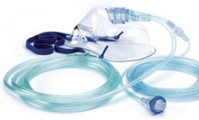 Capnomask Oxygen Delivery Mask and CO2 Monitoring, 50/bx