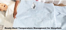 Ready-Heat Full Body Temperature Management Blanket, 10/case