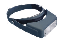 OptiVisor Headband Magnifier - 2x