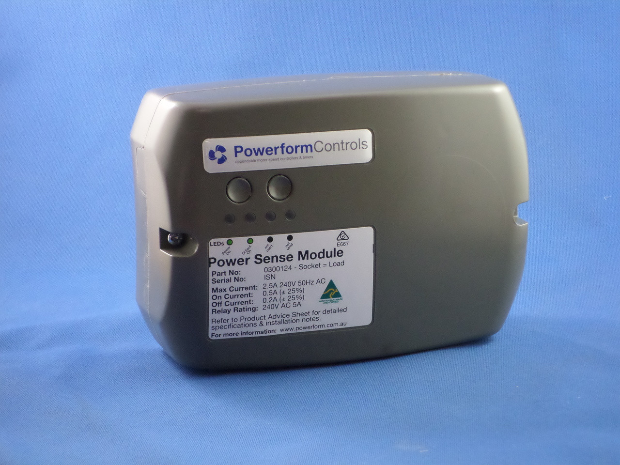 High Power Relay Switch