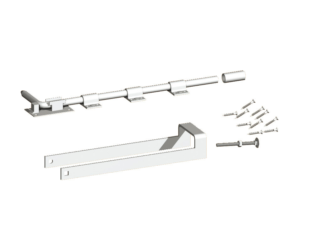Double Gate Fastener Set In Galv For 3 Quot Gates Gate Hinge