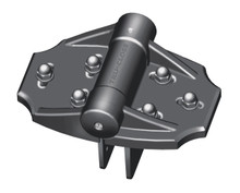 Heavy Duty Multi Adjustable Hinge