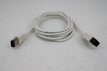Shown here is the replacement FireWire cable for F4, p/n 100-12-F4-Cable.