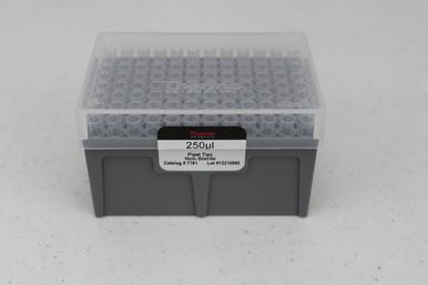 p/n 100-22-250T - 250uL