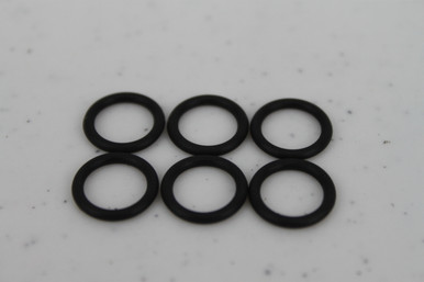Pack of (6) Viton O-Rings, p/n 100-10-110.