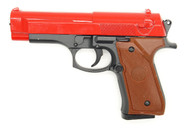 Galaxy G22 Full Metal beretta 92fs in red