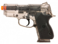 Smith & Wesson CS 45 Transparent Smoky Finish