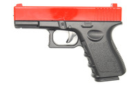 Galaxy G15 Full Metal glock in red