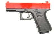 Galaxy G15 Full Metal glock in red