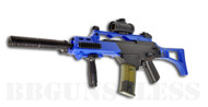Double Eagle M85 G36 Replica Electric bb gun in blue