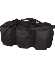 Kombat Assault Holdall in black