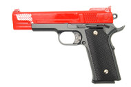 Galaxy G20 Metal M945 pistol in red