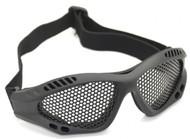mesh goggles Black