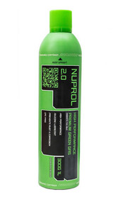 WE NUPROL 2.0 green GAS 300grams