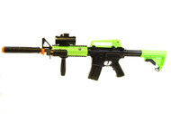 Zombie Army M4A1 in radioactive green