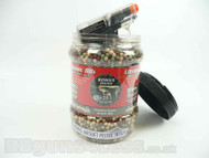 Ultrasonic BB pellets 10,000 x0.12 with free Colt 25 Pistol