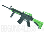 Double Eagle M83 A2 Airsoft gun in green