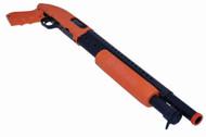 Double Eagle M58B Tactical Airsoft Shotgun (Orange)