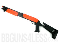 M56C Pump Action Shotgun 3 Shot Per Pump