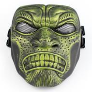 BV Tactical Desert Army Group Mask V6 (Round Mesh) Copper