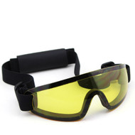 BV Tactical Adjustable Tactical Goggles Yellow