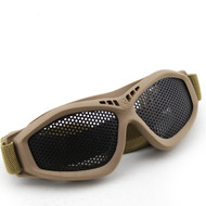 BV Tactical LONE EAGLE GOGGLE WIRE VERSION OF THE DESERT MUD