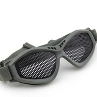 BV Tactical DESERT GOGGLES LONE EAGLE STEEL VERSION GREY