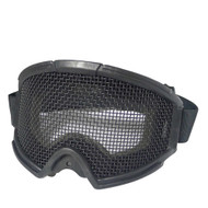 BV Tactical Gear Mesh Goggle Black