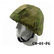 BV Tactical Helmet Cover A-tacs FG