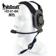 zBowman Elite II Headset OD