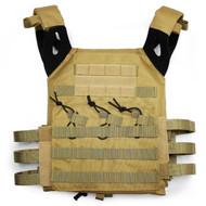 JPC Tactical Vest Tan