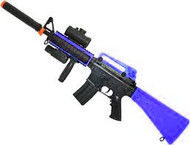 M83 B2 Electric Semi Automatic Airsoft Gun in blue