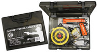Bulldog Gas Pistol Kit with Target