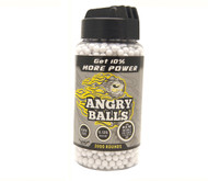 Angry Ball BB Pellets 2000 X 0.12 in white